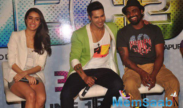 Bollywood Celebs At Any Body Can Dance 2 Trailer Launch