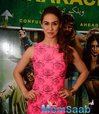 Jackky Bhagnani And Lauren Gottlieb Promoted Welcome To Karachi