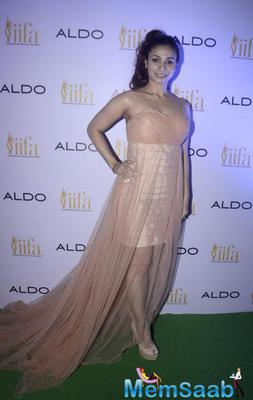 Tanisha Mukerji Attended Aldo – IIFA 2015 Tie Up Promotional Event Like Other Events
