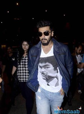 Bollywood Celebs Back To Home From IIFA 2015