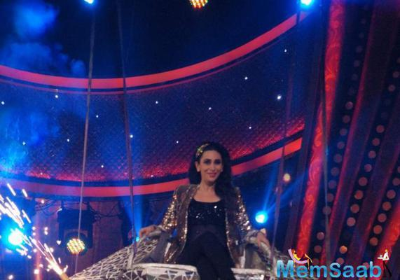 Karisma And Govinda Rocks The DSM Stage