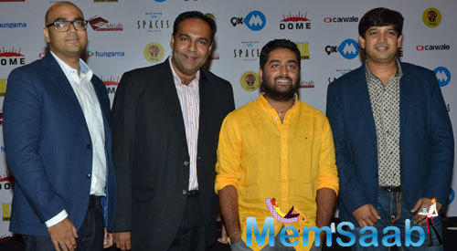 Arijit Singh At 9XM Dome Concert Press Meet
