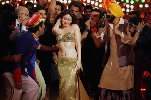 Scintillating Kareena Kapoor Khan In Mary Naam Meri From Brothers