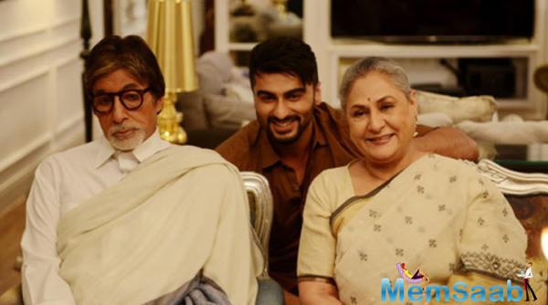 Amitabh And Jaya Bachchan Have A Cameo In Director R Balki's Ki And Ka