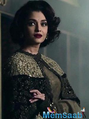 Aishwarya Strikes A Radiant Pose For Conde Nast Traveller's October Issue