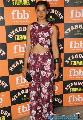 Celeb Spotting At Glamorous Stardust Starmaker Launch Event