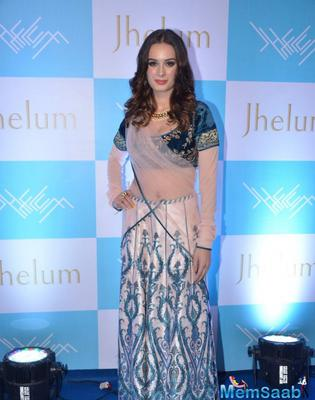 Bollywood Beauties At Jhelum Store Launch