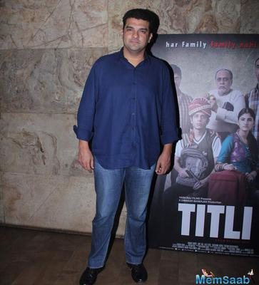 Bollywood Celebs Attend Titli Movie Special Screening