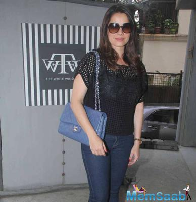 Twinkle Khanna Launches New Store