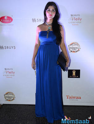 Popular TV Stars Spotted At The 2015 Telly Calendar Launch Event