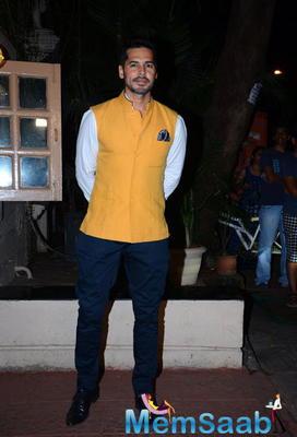 Dino Morea Present At Ekta Kapoor Diwali Bash