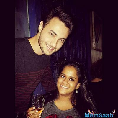 Arpita Khan Celebrates First Anniversary In London