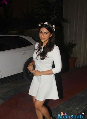 Celebs At Masaba's Pre Wedding Bash