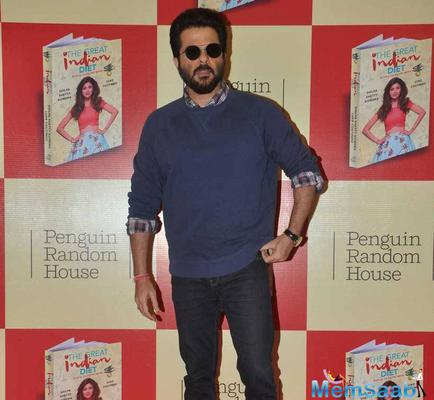 Anil Kapoor Looked Very Smart And Handsome During The Book Launch Event