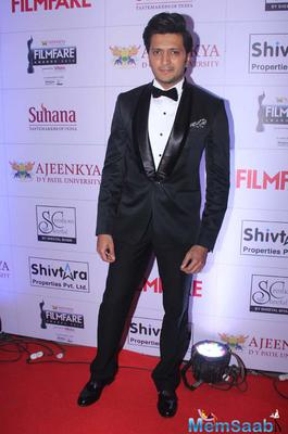 Marathi Filmfare Awards 2015 Latest Pics