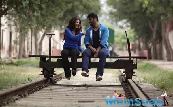 Some Pics For Kareena And Arjun's Fans From Upcoming Movie Ki And Ka
