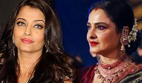 Cannot miss OMG Aishwarya Rai Bachchan called Rekha as Mother