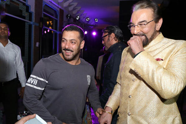 Kabir Bedi Marries Parveen, Daughter Pooja Bedi Get Disappointed