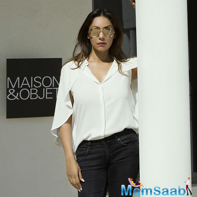 Gauri Khan Sizzling Hot Look For Maison & Objet