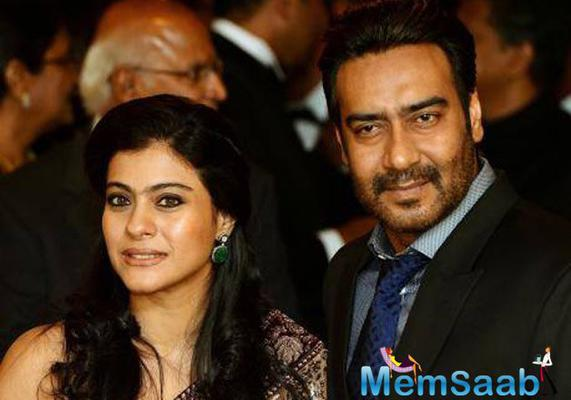 Star Kajol's hubby Ajay Devgn has been selected for the Padma Shri award. Kajol, who herself won the Padma Shri in 2011, commented on this saying,