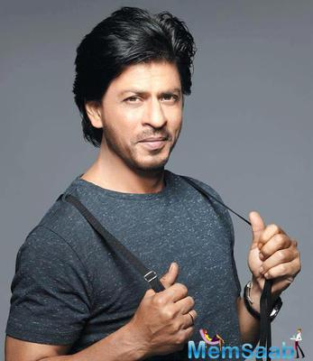 Daddy cool Shahrukh is a best friend of his kids