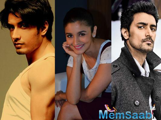 Now it's finalized: SRK, Ali Zafar and Kunal Kapoor to romance Alia in Gauri's next