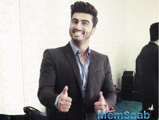 Half Girlfriend' is not delayed: Arjun Kapoor revealed