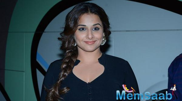 Actress Vidya Balan to play brothel madam in Mahesh Bhatt's Begum Jaan