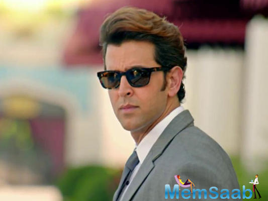 The actor Hrithik was hoping that he would resume shooting by the second week of of February, but he has not completely recovered from the injury