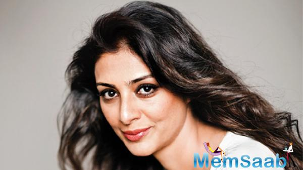 After movie Fitoor, Tabu wants to do an action movie