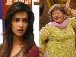 Saroj Khan impressed with Deepika Paukone's dance in 'Bajirao Mastani'