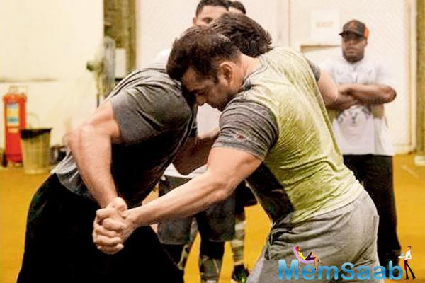 The most anticipated movie, Salman Khan starrer  Sultan will have the actor playing a professional wrestler and we hear the makers will recreate some major events from sports history for the film.