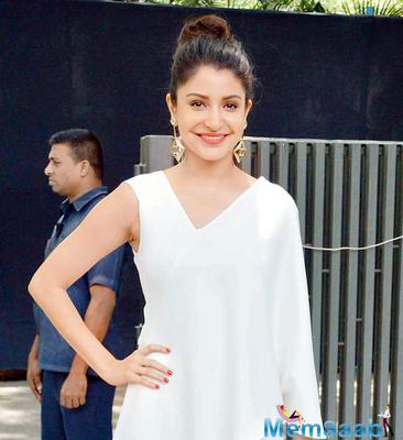 Anushka's next production Phillauri is a unique love story