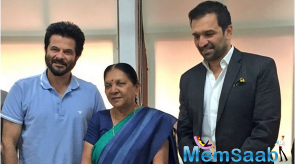 Atul Kasbekar said during the meeting, the Chief Minister praised the subject of the movie Neerja