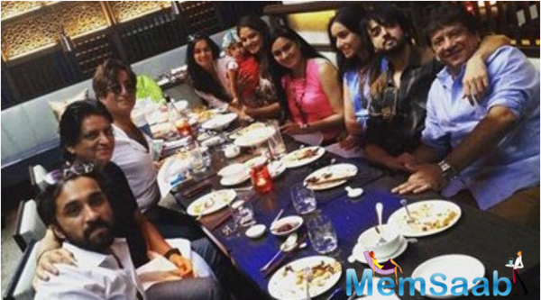 Shraddha Kapoor, who turned 27 on March 3, celebrated her birthday with a lunch at a suburban restaurant with her family