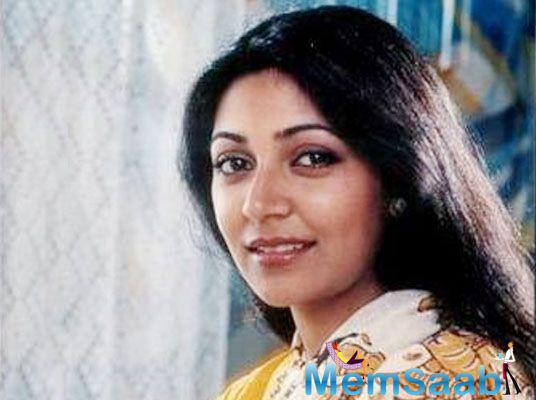 Deepti is best known for her roles in films like 'Kamla', 'Chashme Buddoor', 'Angoor', 'Bawandar' and 'Freaky Chakra'.