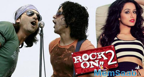 Farhan will be considered next in Rock In 2, a sequel to the 2008 box office success Rock On, directed by Shujaat Saudagar, the film will release on November 11.
