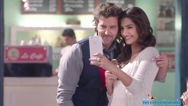 Sonam Kapoor was believed to be a hot favorite for the female lead for Hrithiks's Aashiqui 3 on the base of hit number Dheere Dheere Se.