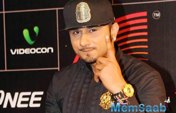 Recently when Yo Yo Honey Singh was asked about rapper Badshah, he said,