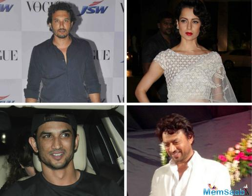 The Cocktail director Homi has roped in Sushant Singh Rajput and Irrfan Khan for his next film, and talks with Kangana for this project but things did not work out between them.