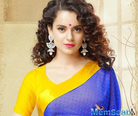 Kangana Ranaut has opted out of Homi Adjania's next?