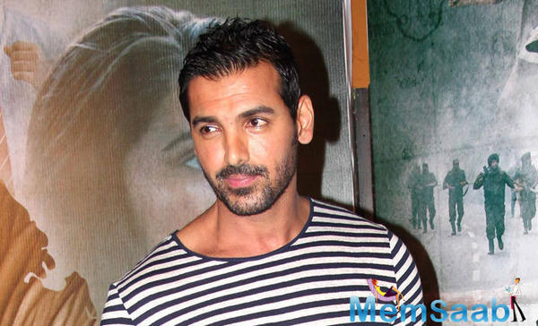 John Abraham replies to Riteish's comment on his inability to act