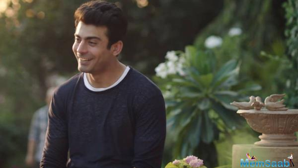 Pakistani actor Fawad Khan , I was not afraid of playing a gay character said during promoting Kapoor and Sons.