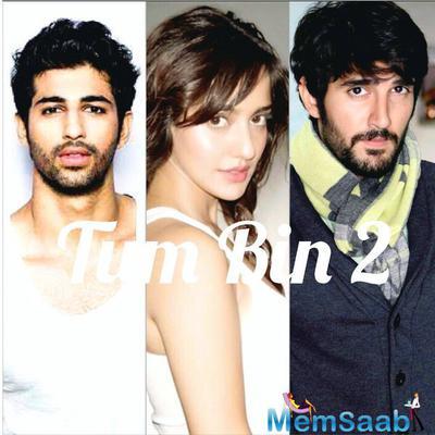 T-Series' Priya Gupta revealed Aditya Seal,Neha Sharma and Aashim Gulati are cast for this movie .