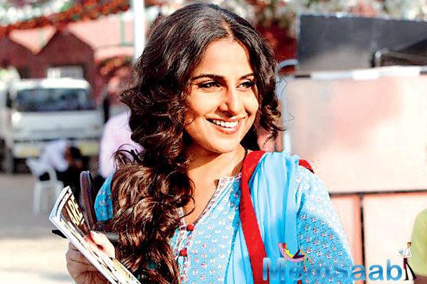 Vidya Balan: Starts shooting for Kahaani 2 sequel