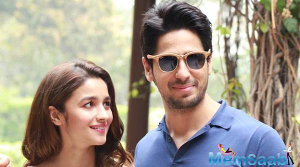 Sidharth Malhotra reacted strongly when Kamaal R Khan made a derogatory comment about his Kapoor And Sons co-star Alia Bhatt recently.