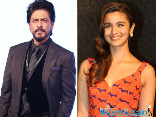 Take a look: SRK role in Alia Bhatt starrer Gauri Shinde film