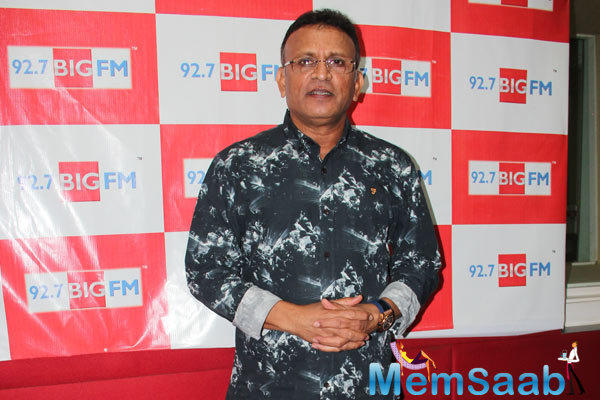 Annu Kapoor: I am the original RJ, not Javed Akhtar or Ameen Sayani