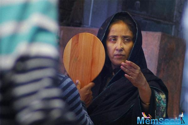 Curious looks Of Manisha Koirala From Dear Maya