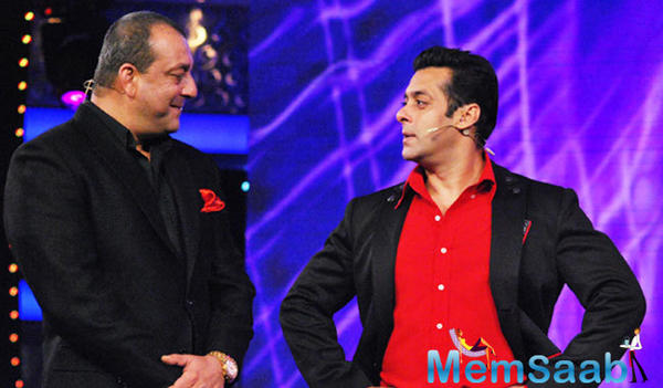 Salman and Sanjay's friendship are one instance of strong solidarity. They have been known to be friends for a really long time now, but recently a news was on the air, cracks develop in Sanjay Dutt-Salman Khan friendship.
